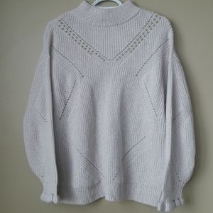 🌟2 for $30🌟GUESS Cream Long Sleeve Sweater